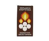 Сухое горючее (спирт)70гр (в кор.= 8шт.)/140шт в ящ/