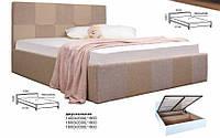 Кровать Николь с под.механизмом и бельевым ящиком