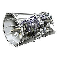 Снятие-установка механической коробки передач
