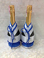 Свадебное шампанское 72