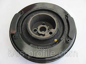 Шкив коленвала (с шайбой)  на VW LT, T-4, Crafter, Audi 2.5 TDI — Corteco (Германия) — 80001157