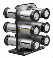 Магнитный набор для специй (спецовница Магнетик Спайс Стенд) Magnetic Spice Stand