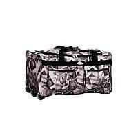 Дорожная сумка на колесах RGL A1 88 л kolor 9