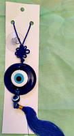 Сувенир на присоске - Турецкий глаз, диаметр 6 см.