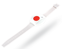 JA-187J Беспроводная тревожная кнопка-браслет