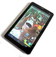 Планшет-телефон Samsung M19 (2 Sim 2 Ядра + Чехол)