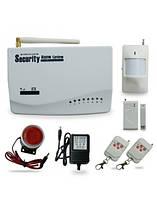 Комплект GSM сигнализации IP601S