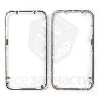 Рамка корпуса для мобильных телефонов Apple iPhone 3G, серебристая