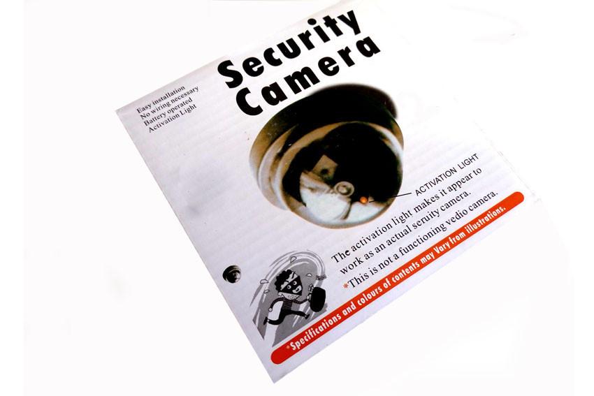 Купольная камера обманка Dummy Camera