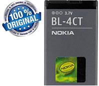Аккумулятор батарея BL-4CT для Nokia 2720 5310 5630 6600 6700 7210 7230 7310 X3 оригинал