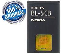 Аккумулятор батарея BL-5CB для Nokia 100 105 1616 1280 107 113 оригинал