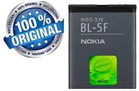 Аккумулятор батарея BL-5F для Nokia N96 E65 N95 6290 6710 6210 оригинал