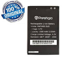 Аккумулятор батарея для Prestigio MultiPhone PAP 3400 оригинальный