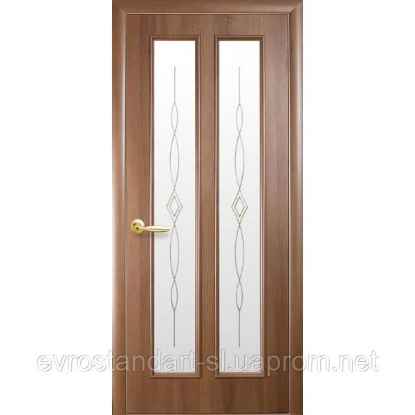 """Дверное полотно ПВХ Новый Стиль """" Стелла"""""""