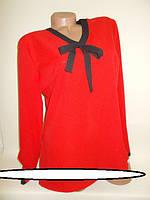 Женская блузка отличного качества. Размер  42    .Пр-во Турция. Цвет как на фото и синий,бардовый,зеленый. Сос