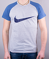 Мужская футболка-реглан Nike 201 ( цвета разные)