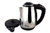 Супер цена Дисковый электрический чайник Domotec DT805