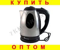 Супер цена в Киеве на Дисковый электрочайник Domotec MS-5001