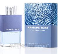 Туалетная вода Armand Basi L'eau Pour Homme (Арман Баси Ль'О Пур Омм)