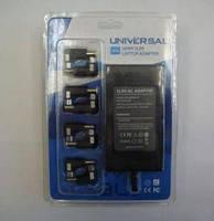 Универсальный блок питания для ноутбуков PowerPlant LCD 12V+220V, 90W KD00MS0013