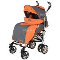 Детская   коляска Quatro Fifi(оранжевая)