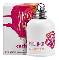 Женская туалетная вода Cacharel Amor Amor Sunrise (Амор Амор Санрайз) - густой шипрово-фруктовый аромат!, Киев