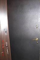 Двері вхідні з порошковим покриттям антипожежні