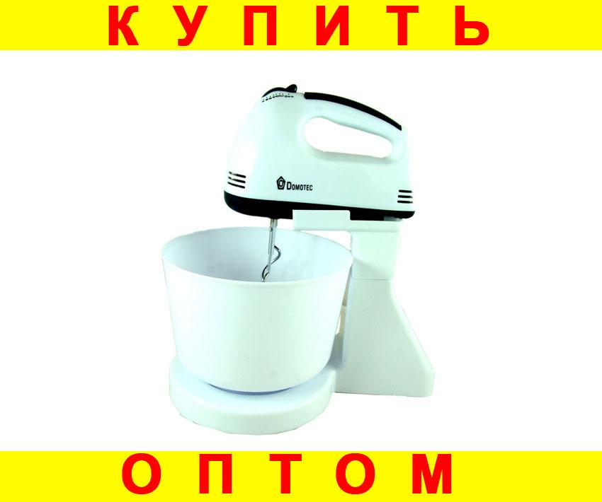 Ручной миксер с чашей Domotec MS 1366