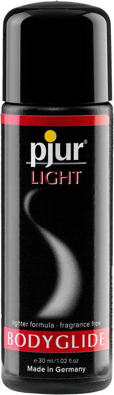 Лубрикант на силиконовой основе pjur Light 30 мл
