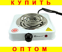 Электроплита Domotec MS 5801 Спираль