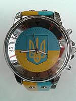 Наручные часы флаг Украины, Новинка 2015