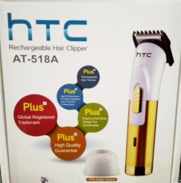 Машинка для стрижки волос HTC AT-518A