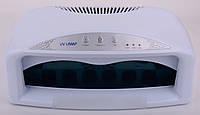 Профессиональная УФ лампа 42 Вт YRE, индукционная ультрафиолетовая лампа с таймером