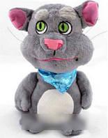 Интерактивная говорящая игрушка (повторюха) Кот Том