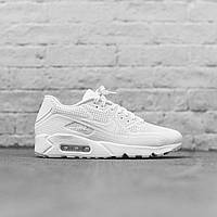 Мужские Кроссовки Nike Air Max 90 Ultra Moire White