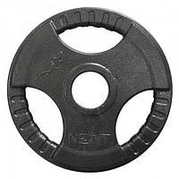 Диск олимпийский с хватами Newt на 1.25 кг