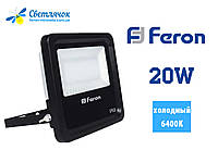 Прожектор светодиодный 20W Feron LL-620
