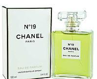 Женские духи Chanel № 19, духи Шанель 19