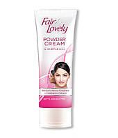 Уникальна комбинация крема от Fair & Lovely. Крем с эффектом пудры / Powder cream / 18 г
