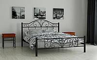 Кровать металлическая Элиз  MADERA (Мадера)