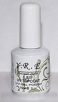 Верхнее покрытие для гель-лака YRE UV Top Coat