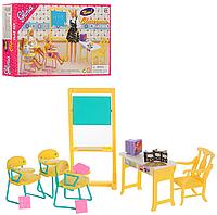 Набор кукольной мебели «Gloria» | «Школьный кабинет»