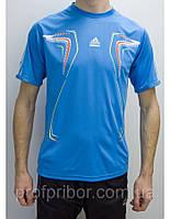 Мужская футболка Адидас из полиэстера, мужские футболки, дешевые майки и футболки V-lb_507