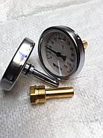 """Термометр заднего подключения 1/2"""" WATTS"""