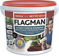 Краска FLAGMAN BETTEX AQUA для бетонных полов и изделий из бетона