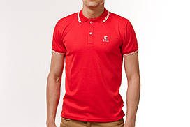 Футболка Поло «Fred Perry» красная футболка fred perry красный цвет поло Fred Perry красное red Red RED