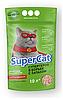 Super cat с ароматизатором 3 кг - Наполнитель для кошачьего туалета