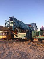 Аренда Автокрана 110 тонн Grove GMK (вылет стрелы 62 м)