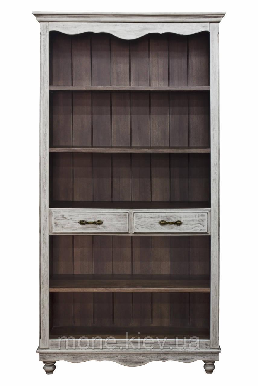 """Книжный шкаф в стиле """"Прованс-05"""""""