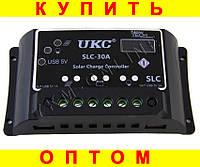 Solar controller для солнечных установок UKC 30А